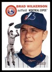 2003 Topps Heritage #363  Brad Wilkerson  Front Thumbnail