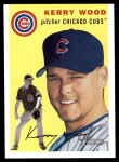 2003 Topps Heritage #327  Kerry Wood  Front Thumbnail