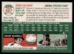 2003 Topps Heritage #327  Kerry Wood  Back Thumbnail