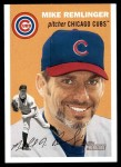 2003 Topps Heritage #241  Mike Remlinger  Front Thumbnail