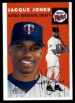 2003 Topps Heritage #221  Jacque Jones  Front Thumbnail