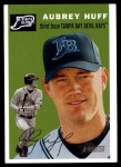 2003 Topps Heritage #282  Aubrey Huff  Front Thumbnail