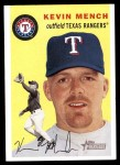 2003 Topps Heritage #307  Kevin Mench  Front Thumbnail