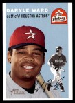 2003 Topps Heritage #321  Daryle Ward  Front Thumbnail