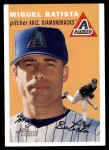 2003 Topps Heritage #331  Miguel Batista  Front Thumbnail