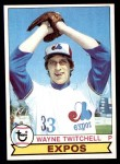 1979 Topps #43  Wayne Twitchell  Front Thumbnail