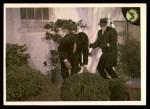 1966 Donruss Green Hornet #28   Green Hornet tackles criminal Front Thumbnail