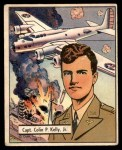 1941 Gum Inc. War Gum #13   Captain Colin P. Kelly Jr. Front Thumbnail
