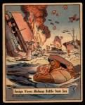1941 Gum Inc. War Gum #79   Ensign Views Midway Battle From Sea Front Thumbnail