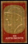 1965 Topps Embossed #61  Bob Aspromonte  Front Thumbnail