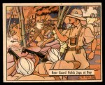 1941 Gum Inc. War Gum #12   Rear Guard Holds Japanese At Bay Front Thumbnail