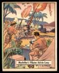 1941 Gum Inc. War Gum #80   Macarthur's Filipino Aid-De-Camp Front Thumbnail