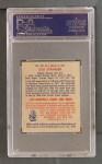 1949 Bowman #183  Lou Stringer  Back Thumbnail