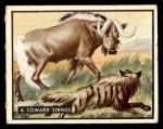 1950 Topps Bring Em Back Alive #2   Coward Strikes Front Thumbnail