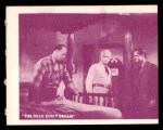 1950 Topps Hopalong Cassidy #172   Another disappearance Front Thumbnail