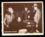1950 Topps Hopalong Cassidy #31   Missing teacher Front Thumbnail