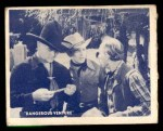 1950 Topps Hopalong Cassidy #4   Almost Knifed Front Thumbnail