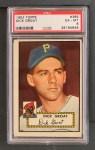 1952 Topps #369  Dick Groat  Front Thumbnail