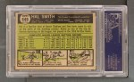 1961 Topps #549  Hal R. Smith  Back Thumbnail