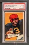 1952 Bowman Large #109  Volney Quinlan  Front Thumbnail