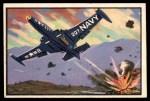 1954 Bowman U.S. Navy Victories #26   Korean Bridge Hit Front Thumbnail