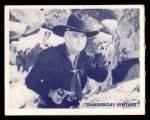 1950 Topps Hopalong Cassidy #20   Two-gun man Front Thumbnail