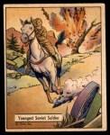 1941 Gum Inc. War Gum #127   Youngest Soviet Soldier Front Thumbnail