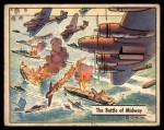 1941 Gum Inc. War Gum #78   The Battle Of Midway Front Thumbnail
