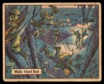 1941 Gum Inc. War Gum #93   Makin Island Raid Front Thumbnail