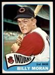 1965 Topps #562  Billy Moran  Front Thumbnail