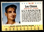 1963 Post #82  Lou Clinton  Front Thumbnail
