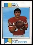 1973 Topps #411  Bill Bell  Front Thumbnail