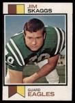 1973 Topps #294  Jim Skaggs  Front Thumbnail