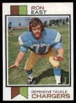 1973 Topps #309  Ron East  Front Thumbnail