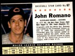 1961 Post #67 BOX John Romano   Front Thumbnail