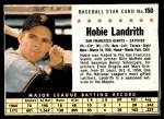 1961 Post #150 BOX Hobie Landrith   Front Thumbnail