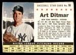 1961 Post Cereal #16 BOX Art Ditmar   Front Thumbnail