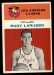 1961 Fleer #26  Rudy LaRusso  Front Thumbnail