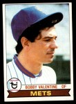 1979 Topps #428  Bobby Valentine  Front Thumbnail