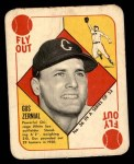 1951 Topps Red Back #36 SOX Gus Zernial  Front Thumbnail