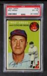 1954 Topps #160  Red Kress  Front Thumbnail