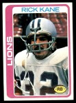 1978 Topps #126  Rick Kane  Front Thumbnail
