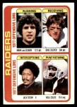 1978 Topps #520   Raiders Leaders Checklist Front Thumbnail