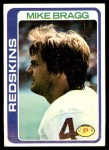 1978 Topps #133  Mike Bragg  Front Thumbnail