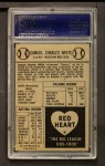 1954 Red Heart  Sammy White  Back Thumbnail