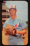 1971 Topps Super #28  Carl Morton  Front Thumbnail