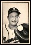1953 Bowman B&W #30  Walker Cooper  Front Thumbnail