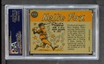 1960 Topps #555   -  Nellie Fox All-Star Back Thumbnail