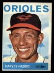 1964 Topps #439  Harvey Haddix  Front Thumbnail