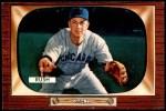 1955 Bowman #182  Bob Rush  Front Thumbnail